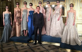 Rami Al Ali Takes Paris By Storm At Couture Fashion Week