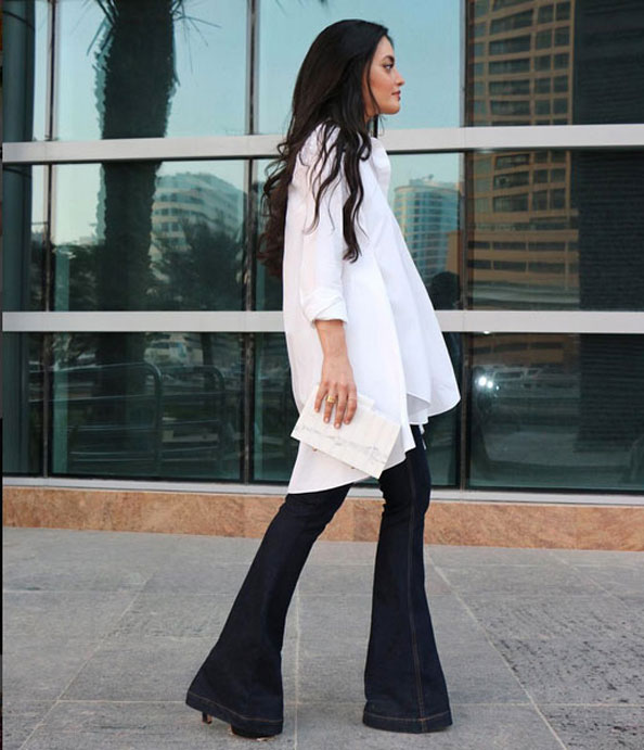 Investing In Street Appeal With Style: Best Dubai Street Style Looks Of The Week