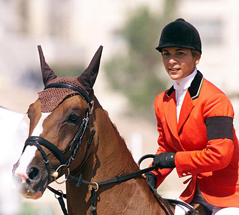 Princess Haya Bint Al Hussein Named Local Sports Personality Of The