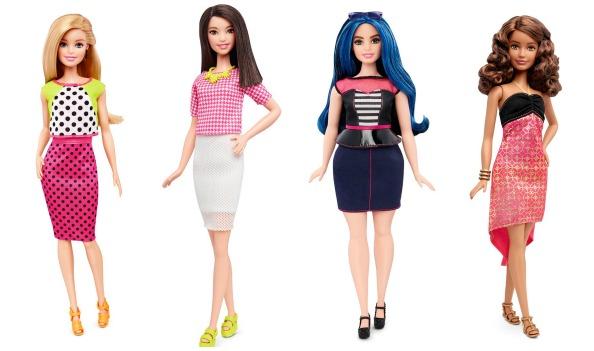 barbie lineup