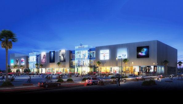 Circle Mall in Jumeirah Village Circle