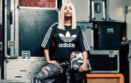 Rita Ora Set To Storm The Dubai Mall with adidas Original