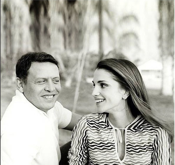 QUEEN RANIA FAMILY ALBUM