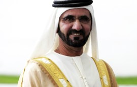 Our 18 Favourite Sheikh Mohammed Quotes From This Year