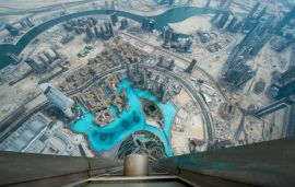 For The Best Views Of Dubai, Go Further Up The Burj Khalifa In Style