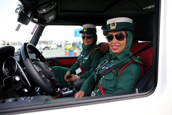 dubai-police-women
