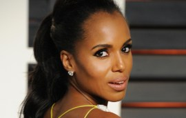 Why Scandal Star Kerry Washington Isn't Supporting Donald Trump