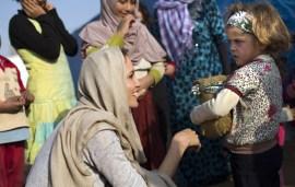 """Shukran"": Angelina Jolie Thanks Lebanon For Helping Syrian Refugees"