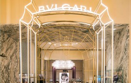 Bulgari Opens High Jewellery Temple In The Dubai Mall