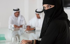 Rare Interview: Saudi Prince Champions Women's Rights
