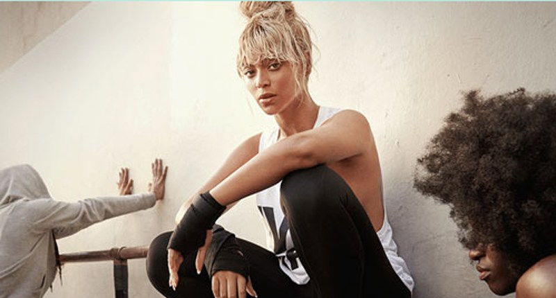 aabe810d1 Beyonce's Ivy Park Available At Namshi – Emirates Woman