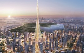 The Tower Dubai Will Be Taller Than Burj Khalifa