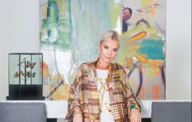 Inside The Home Of Fashion Designer Camilla Max Larsen