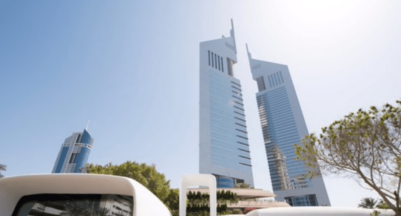 Worlds First 3d Printed Office Building Opens In Dubai Emirates Woman