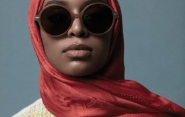 One To Watch: Modest Fashion Star Feeeeya