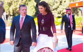 Queen Rania Shows Us How To Dress During Ramadan