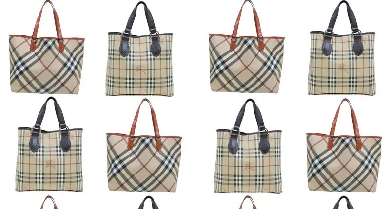 3b7dd96aa2d How To Spot A Fake Burberry Designer Handbag
