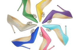 Jimmy Choo Launches Exclusive Middle East Collection