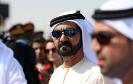 Sheikh Mohammed Sacks Government Officials After Finding Their Desks Empty