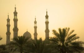 This Abu Dhabi Mosque Just Changed Its Name To Promote Tolerance