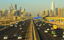 The UAE Is Ranked As A Surprisingly Good Country For Driving
