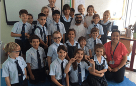 These Are The Happiest Kids In Dubai Thanks To Sheikh Mohammed & Princess Haya