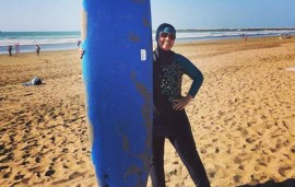 #InMyBurkini: One Woman's Campaign To Change Stereotypes About Modesty Swimwear