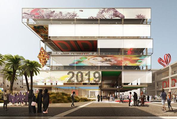 Didi Budding Fashionistas A Top Design University Is Coming To Dubai