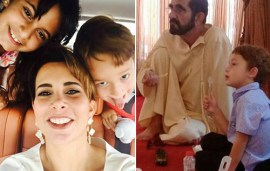 8 Times Sheikh Mohammed & Princess Haya Gave Us Family Goals