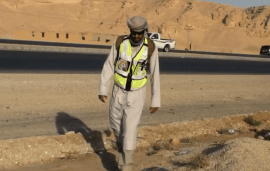 Emirati Man Plans To Walk Across 7 Emirates In Just 7 Days