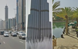 Dubai's Most Famous Landmarks, Now In 360