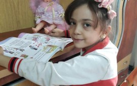 A 7-Year-Old Girl Who Tweeted About Life In War-Torn Syria Now Has A Book Deal