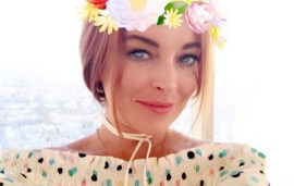 Does Lindsay Lohan Live In Dubai Now? Apparently So…