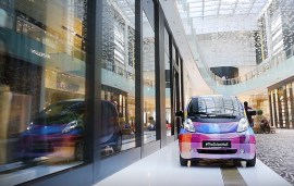Getting Around Dubai Mall Just Got A Lot Easier On Your Feet