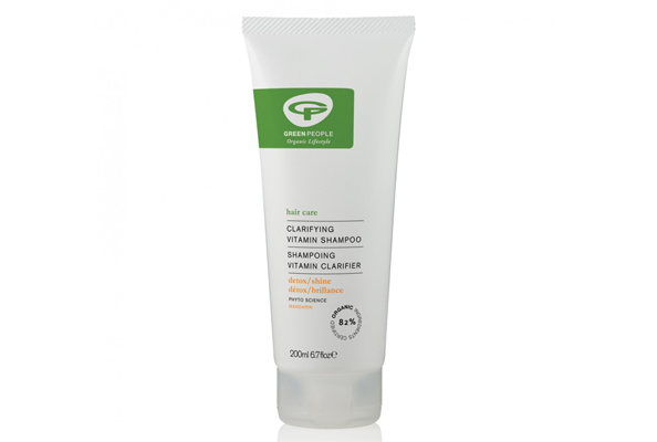 Green People's Clarifying Shampoo