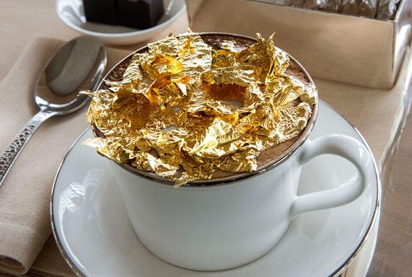 Gold-Cappuccino-at-Armani-Lounge