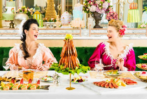 Versailles Decadence Brunch