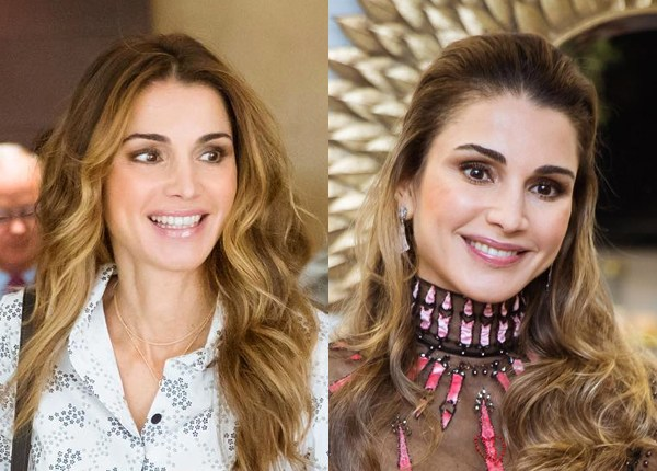 Is Queen Rania Your Hair Hero Well Heres How To Copy Her Look