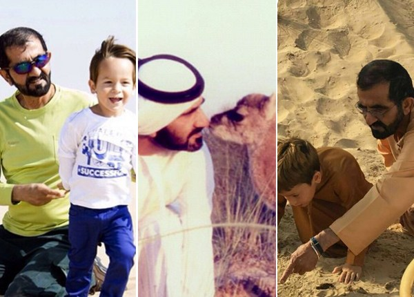 Sheikh Mohammed Hits 15 Million Followers: Here Are Our 15 Favourite