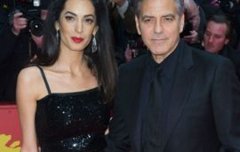 Amal And George Clooney Confirm They're Expecting Twins