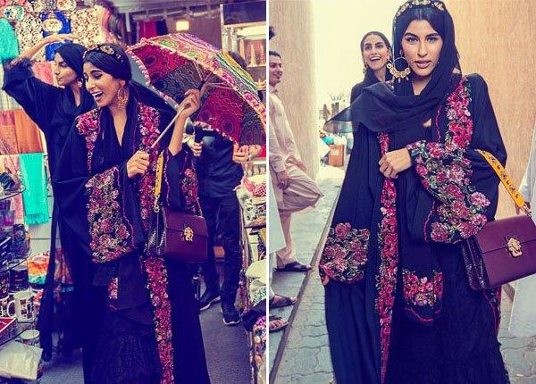 This Stunning Dolce & Gabbana Campaign Was Shot In A Dubai Souk