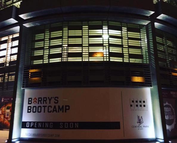 barrys bootcamp dubai