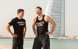 The Bootcamp Beloved By Many A Celebrity Is Coming To Dubai