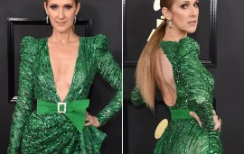 Céline Dion Slayed In Zuhair Murad At This Week's Grammys