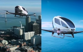 Flying Cars Really Are Coming To Dubai – And Very Soon