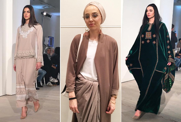 London Fashion Week Just Held Its First Ever  Modest  Show modest fashion