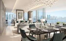 This Palm Jumeirah Penthouse Might Be The Home Of Our Dreams