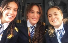 This Turkey-Based Female Pilot Hopes To Inspire More Women Into The Cockpit