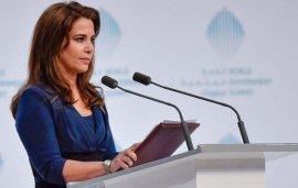 Princess Haya: If We Don't Help The Hungry, 'We Lose Our Humanity'