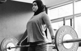 Emirati Athlete Defends This New Sports Hijab Against Critics